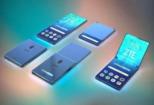 中兴可折叠手机长什么样的?中兴可折叠手机价位多少何时上市详情