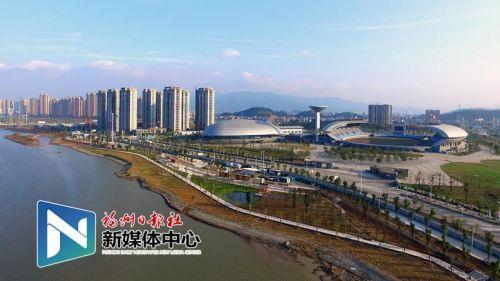 福州長樂區最大公園計劃年底建成開放 占地3200多畝