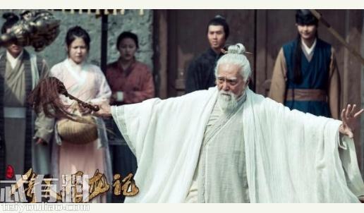 倚天屠龙记:张无忌和张三丰谁更厉害 巅峰时期武力对比