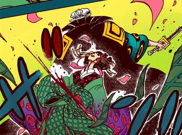 海贼王漫画935话情报,奎因的悬赏金公布,路飞五皇称号不太稳