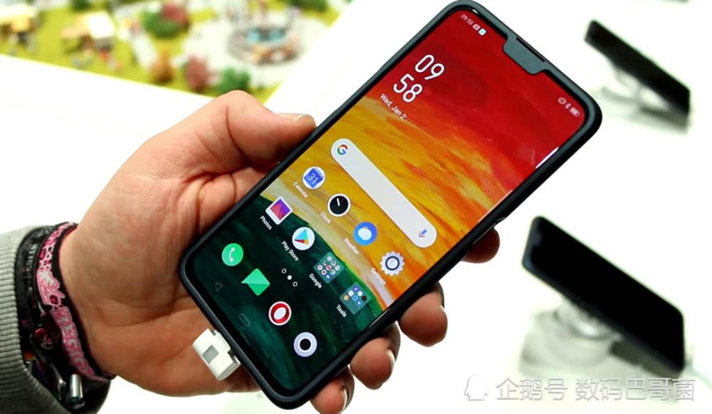 OPPO旗舰手机规格曝光:骁龙855+4800万10X变焦
