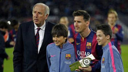 梅西重返国家队 阿根廷将打造一支梅西可以充分发挥的球队
