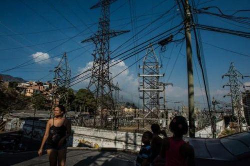 委内瑞拉停电