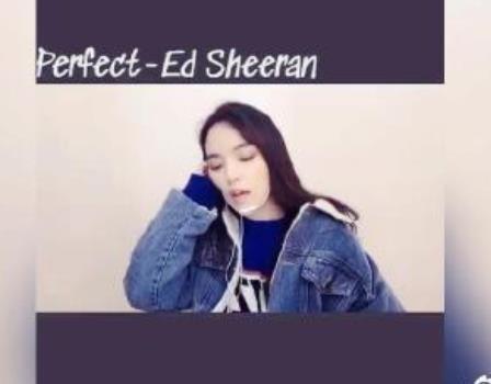 抖音perfect原唱是谁?perfect丁芙妮版在哪能听?