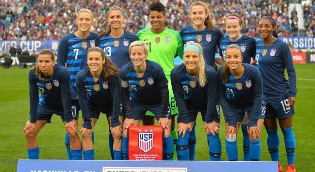 美国女足起诉足协怎么回事?美国女足为什么起诉足协结果是什么