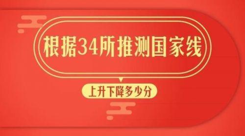 2019考研国家线3月底公布!2019考研国家线会涨吗?