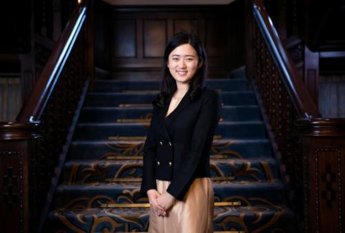 促进艺术跨文化合作中国女生获选哈佛罗兹学者