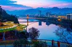 """三明提升""""水生态红利"""":水清河畅生态美"""