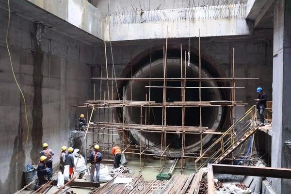 厦门地铁2号线有新进展!最后一个站点移交铺轨