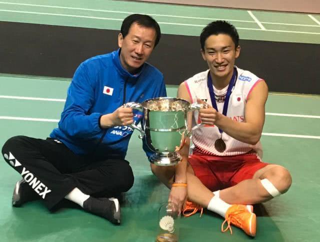 桃田成日羽全英男单夺冠第一人 东京奥运或再创历史?