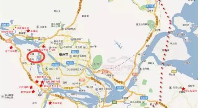 海都网四环来了 就在本年三季度!主城区直通连江、琅岐、长乐!