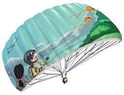 刺激战场活力植树季永久降落伞怎么免费领 飞翼降落伞领取攻略