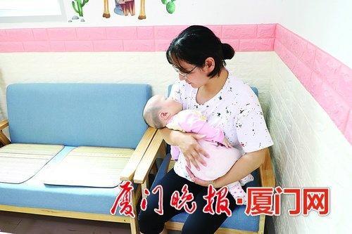 守护37℃的母爱 重庆时时彩注册送38元现有女职工哺乳室271处