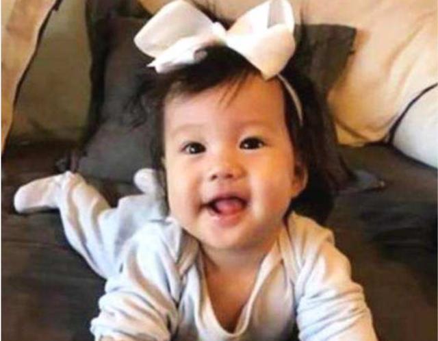 """霍建华因2岁女儿太漂亮,被迷出""""强迫症""""网友:林心如吃醋了!"""