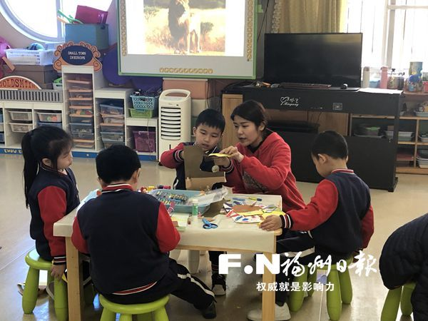 发挥优势整合资源 福州台江构建优质化儿童早教