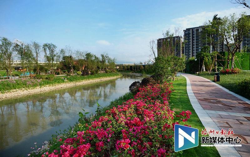 福州敲定多项城建重点工作 打造12公里最美环江路