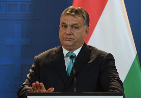 匈牙利总理:若被强加亲移民政策 不排除欧盟解体