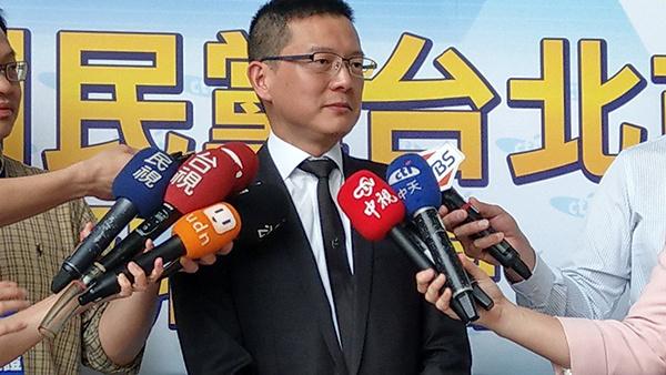 """前""""蓝委""""孙大千2020挑战台北艰困选区""""立委"""""""