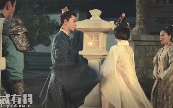 东宫:李承鄞为了保护小枫打她 却打碎了她的心