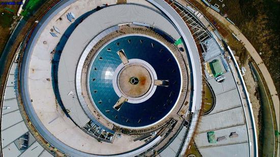 全球最大天文馆上海惊艳亮相:两度现身两会直播