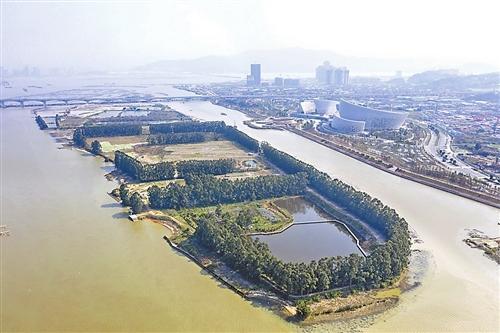 福州三江口将成鸟类天堂
