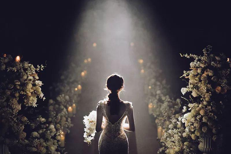 给你这样的婚礼 就问你结不结?冲动到想嫁人!