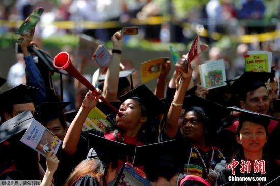 美国华媒:在美上名校有钱人总有办法 亚裔受限多