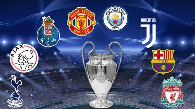 欧冠8强抽签结果出炉 欧冠8强及其之后淘汰赛赛程表时间