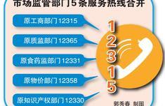 5条服务热线年内统一 11大类食品安全信息可追溯