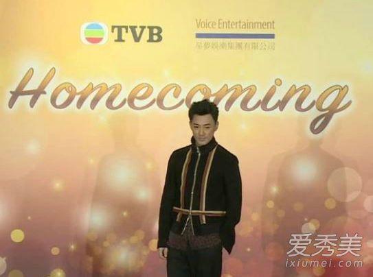 林峰回归TVB怎么回事?林峯当初为什么离开TVB