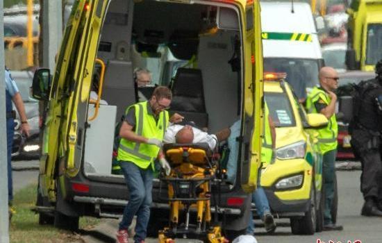快讯:留学生注意 新西兰枪击案后火车站现爆炸装置