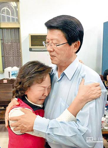 蓝营在台南拿到20年来最好结果 谢龙介:翻转已开端