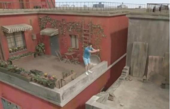 爱情公寓:这些特效场景你看的时候发现了吗