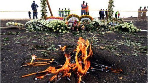 埃航焦土代替遗体是怎么回事 埃航向遇难者家属提供事发地焦土