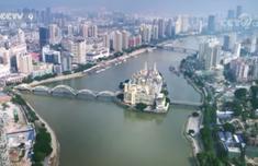 《航拍中国》第二季海峡网篇播出 别样海都网别样风情