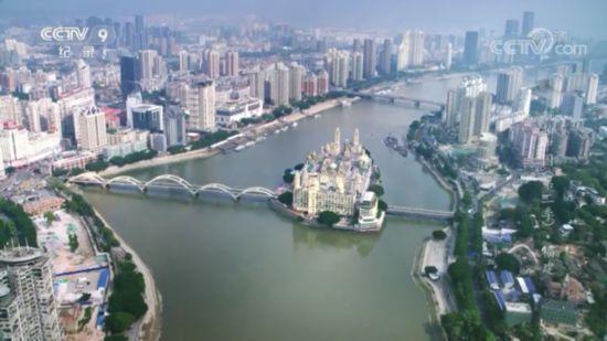《航拍中国》第二季福建篇播出 别样福州别样风情
