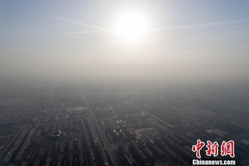 2018年全国338个城市PM2.5平均浓度同比下降9.3%