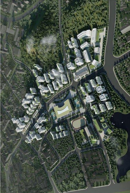 """规划出炉!福州新区这个地方将""""建""""一座""""新城""""!"""