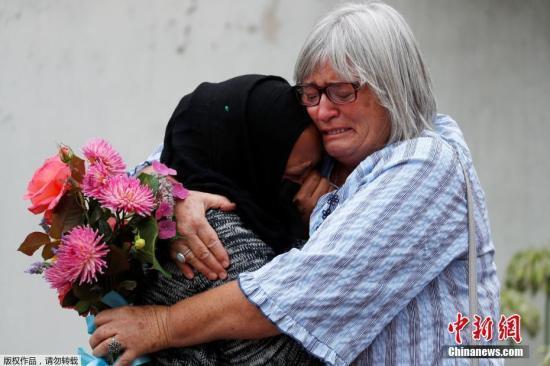 新西兰枪击案后 克赖斯特彻奇学校商家恢复正常