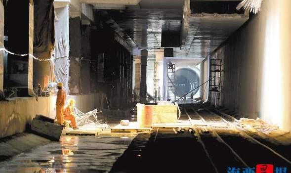 厦门地铁3号线、4号线翔安段工程预计年底完工