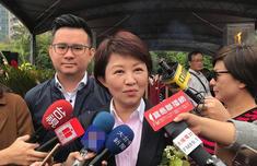 卢秀燕抗议台政府:台中氛围差火电机组不减反增