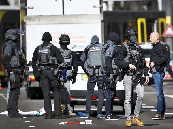 荷兰乌得勒支枪击案嫌犯被捕 已致3死9伤(图)