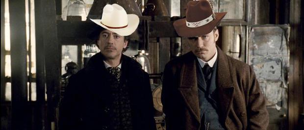 大侦探福尔摩斯3什么时候上映?这次的故事发生在美国西部