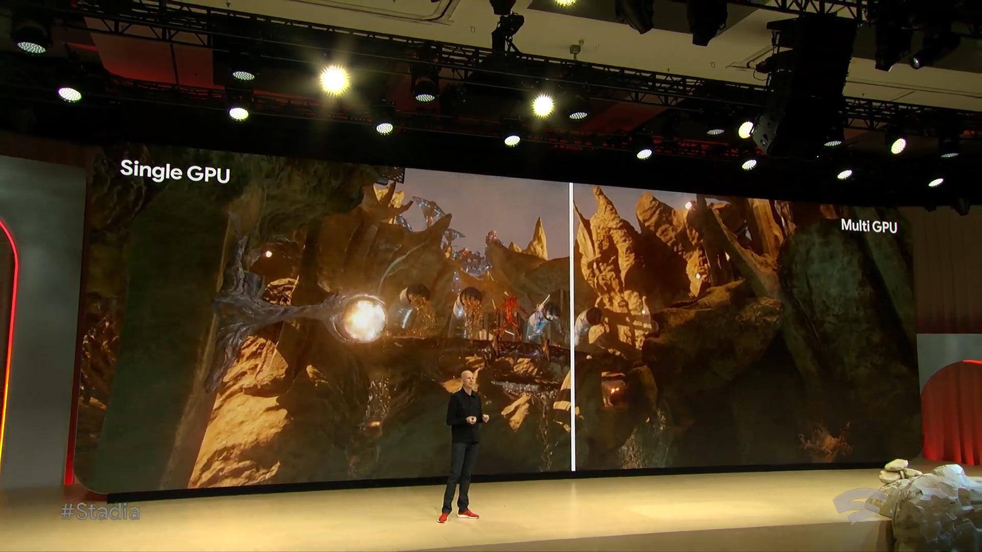 谷歌串流办事Stadia宣布 云游戏期间到临