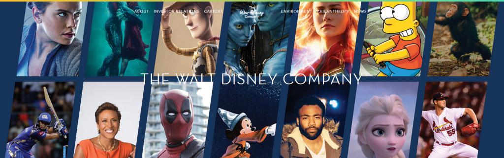 迪士尼花了多少钱收购了21世纪福克斯?迪士尼官网晒大IP炫富