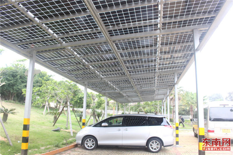 莆田湄洲岛:绿色电能引领海岛新生活、新生态