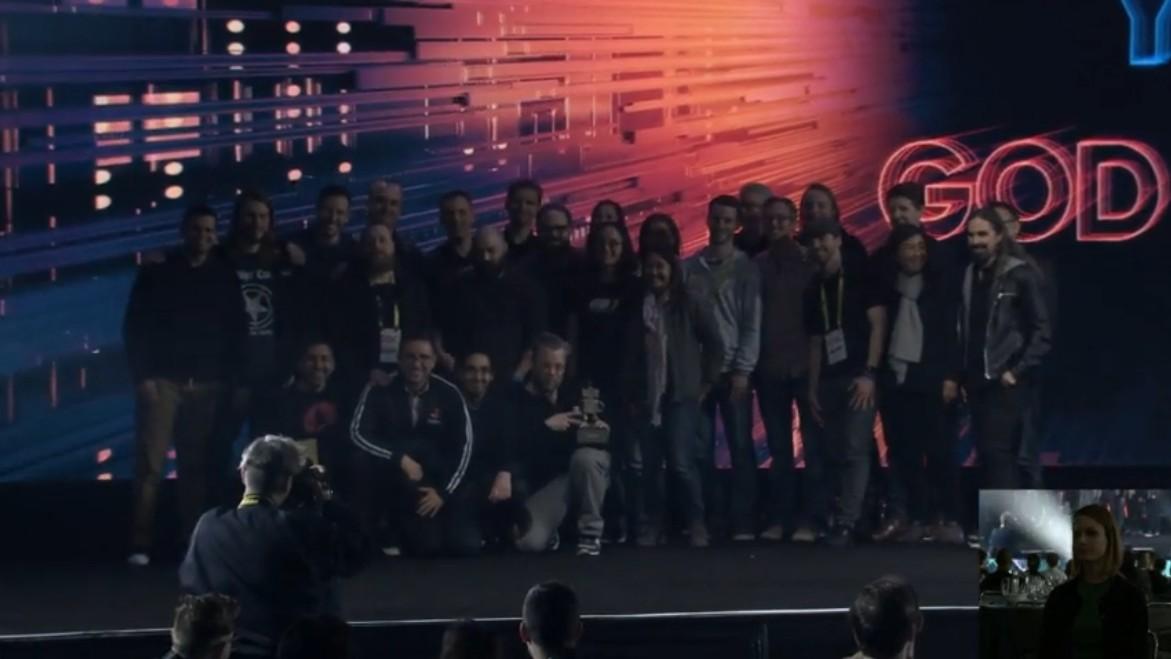 GDC 2019:《战神4》斩获年度最佳游戏大奖
