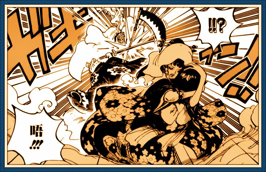 海贼王第937话,索隆再次秒杀对手,是否无人能敌?