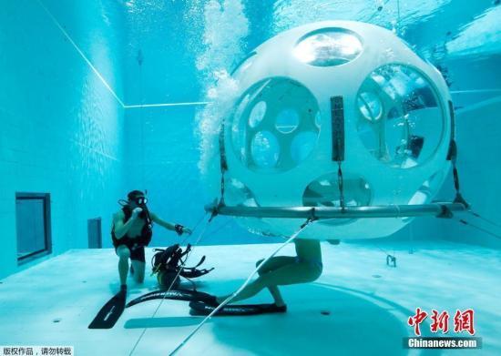 欧洲首座水下餐厅是怎样的 可以感受真实的海底景观