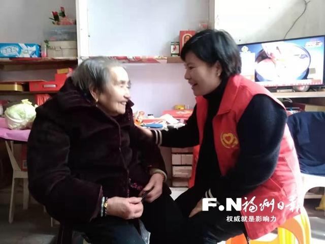 福州长乐30个社区可享智慧居家养老服务